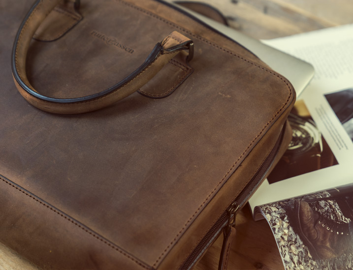 Best leather briefcases for men.